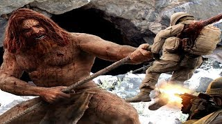 15 Foot Giant Killed in a Kandahar Cave by Us Military