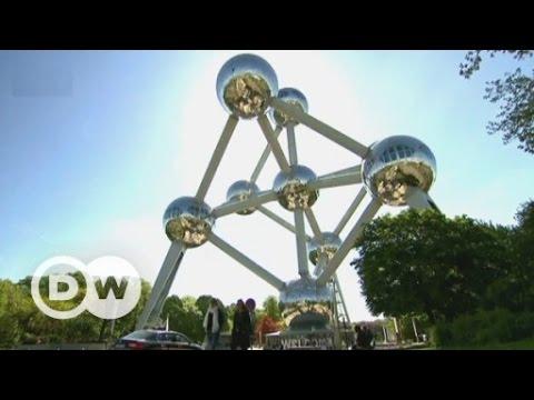 Sehenswürdigkeit: Das Atomium in Brüssel | DW Deutsch