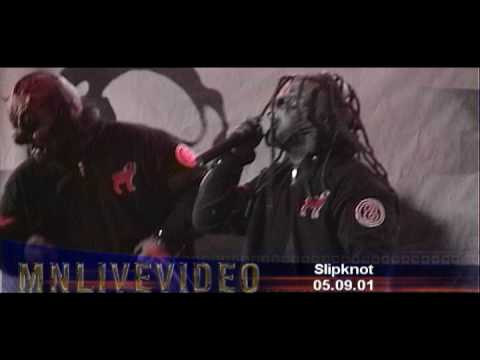 Slipknot - Making of Rollerball - I AM HATED LIVE Uncirculated DVD