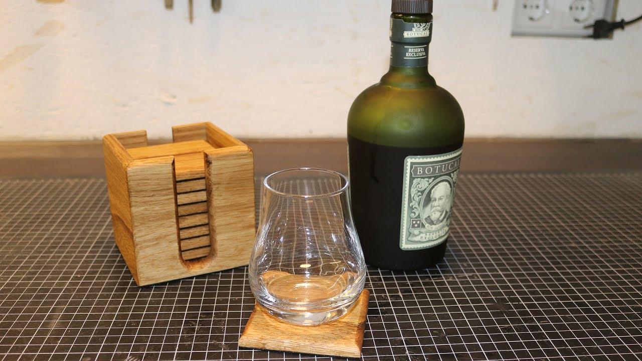 whisky untersetzer