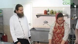 Кулинарное паломничество. От 9 июня. Готовим «Рыбу по-монастырски» в Донском монастыре