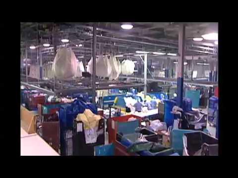 Balfurd Healthcare Linen Service Plant Tour