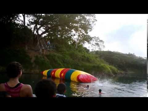 Water Blob (FIJI)