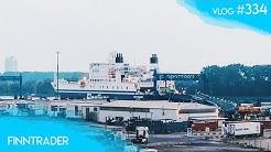 MS FINNTRADER: Finnlines Fähre zwischen Travemünde und Malmö