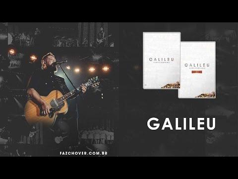 DVD Galileu | Fernandinho | Galileu