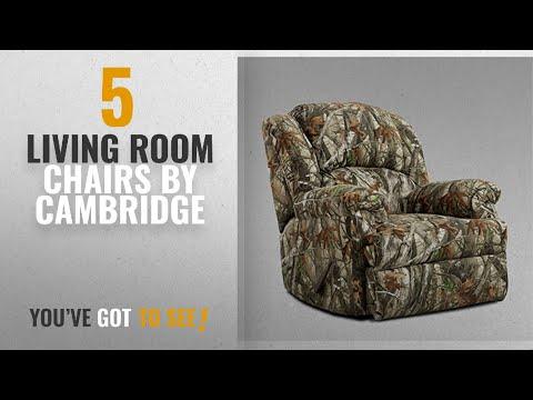 Top Cambridge Living Room Chairs Cambridge Camo Rocker Recliners