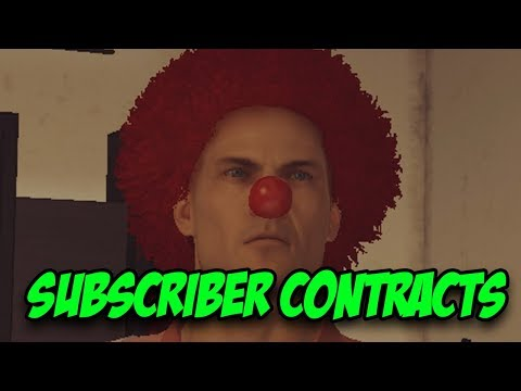 UNWANTED HAIRCUTS - Hitman Subscriber Contracts