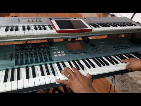 A Quien Ire Luis Enrique Espinoza tutorial de piano facil