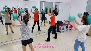 瑜珈球操 01  Dura