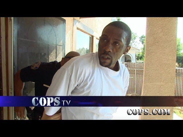 Bike Runner, Officer Strika, COPS TV SHOW