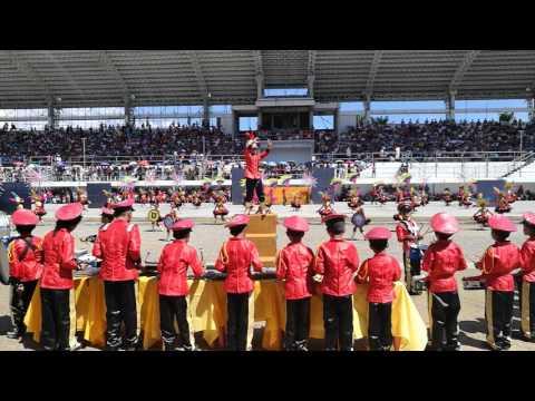 ULALIMAN Elem. School 2nd place DRUM & LYRE corps, El salvador City