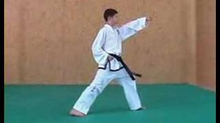 ITF Taekwon-Do Patterns (4 of 14) Dan-Gun