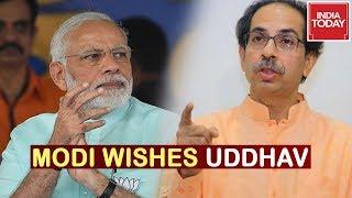 PM Modi Speaks To Uddhav Thackeray, Congratulates Him Ahead Of Oath Ceremony.mp3