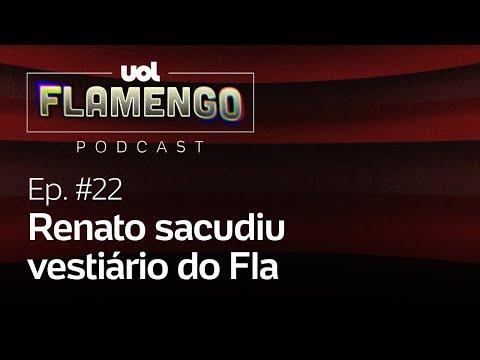 Renato Gaúcho sacudiu