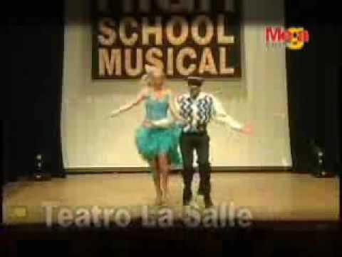 HIGH SCHOOL MUSICAL COVER - EM MANAUS DIA 08.11.2009 - TEATRO LA SALLE