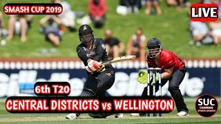 Live: Wellington Fire birds vs Central Stags 🔴 Super Smash T20 Live 🔴 WEL vs CD Live