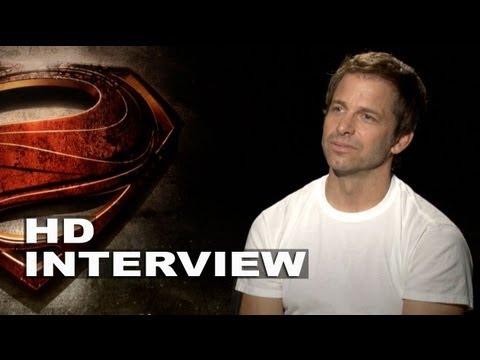 Man of Steel: Zack Snyder Interview