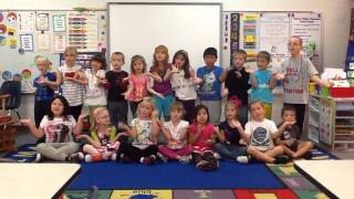 Mrs. Cole's Class Says The 7 Habits