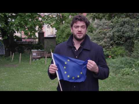 Ronald Zehrfeld and his Pulse for the Pulse of Europe