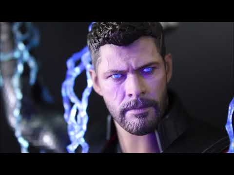 [Unboxing] Bring me Thanos Hot Toys -Avengers: Infinity War 1/6 THOR Collectible Figure