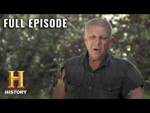 The Return Of Shelby The Swamp Man: Full Episode - Back In Business (S1, E1) | History
