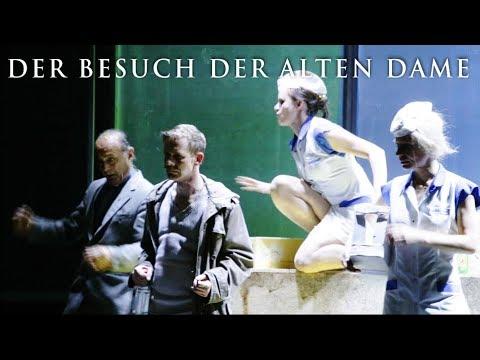 Der Besuch Der Alten Dame Am Schauspiel Essen Spielzeit 20172018