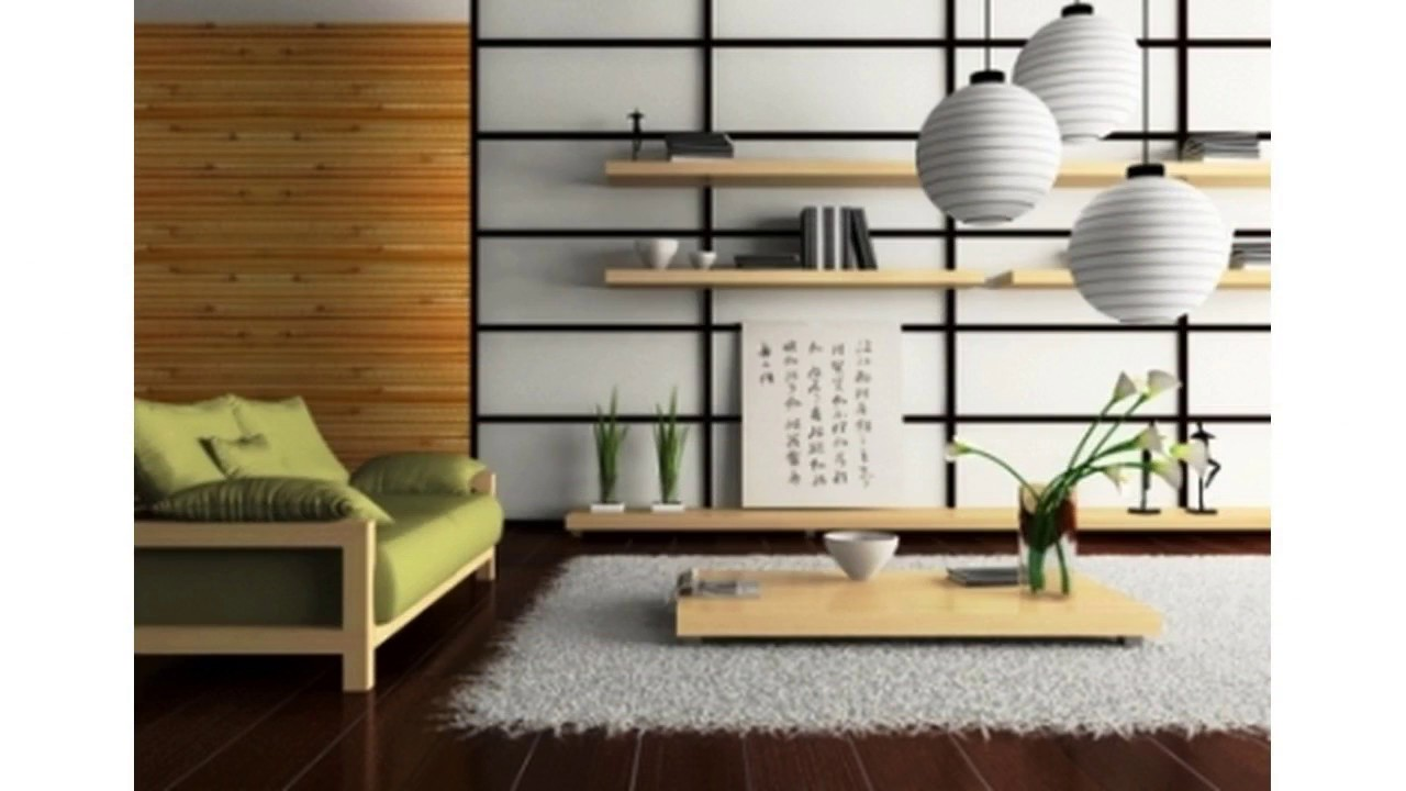 Modern japanese furniture design ideas