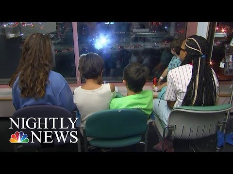 Download Youtube: How The City Of Providence Comforts Sick Children | NBC Nightly News