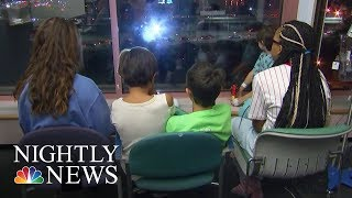 How The City Of Providence Comforts Sick Children | NBC Nightly News
