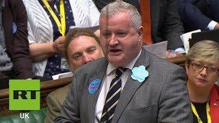 Ian Blackford slams Boris Johnson as 'a man who has made a career out of lying'