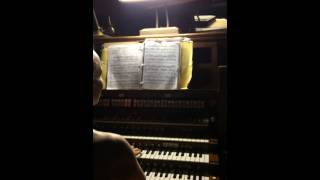 Bridal Chorus by Wagner - played on the Skinner Opus 529 organ in the Detroit Masonic Temple.