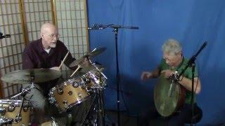Inner Drumming--George Marsh and Bob Amacker--Duet No. 1