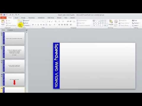 Create powerpoint background slide using photoshop youtube toneelgroepblik Images