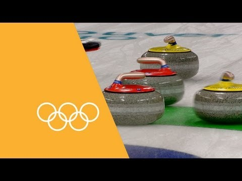 Olympic Curling - Beginners Guide   90 Seconds Of The Olympics
