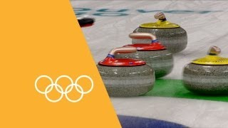 Olympic Curling - Beginners Guide | 90 Seconds Of The Olympics