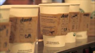 Voice Over Production for Coffee Chain - Allegro Media Design