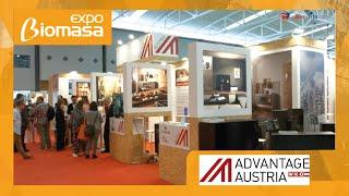 ADVANTAGE AUSTRIA Tecnología austriaca para biomasa en Expobiomasa 2021
