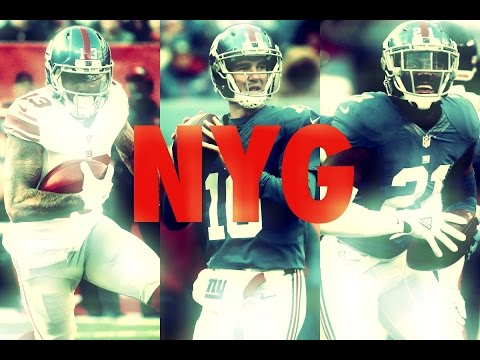 New York Giants 2017-18 Pump Up || HD ||