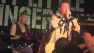 Stiff Little Fingers Live at The Queen