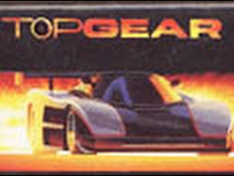 Classic Game Room - TOP GEAR for SNES review