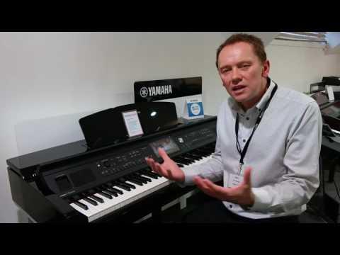 Yamaha CVP709 Digital Piano