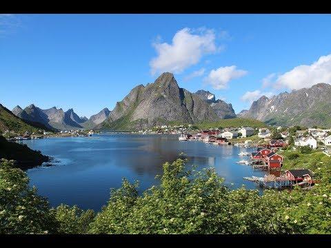NORVEGE 2017 - les îles Lofoten - autour de Reine