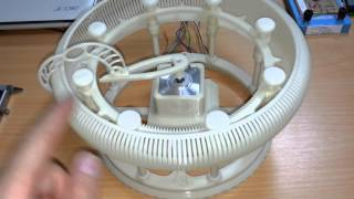 from 3d cad to 3d printed part to test form fit and function of a stepper motor part 1