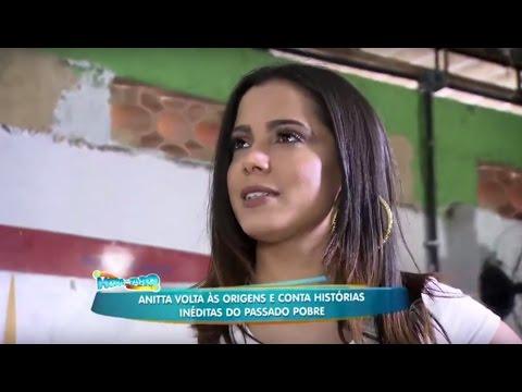 Rodrigo Faro Na Academia Com Aniita