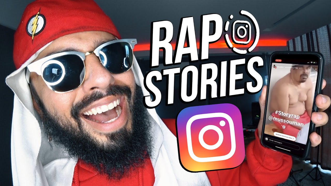 RIMANDO STORIES DO INSTAGRAM!