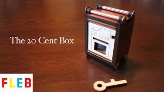 The 20 Cent Puzzlebox