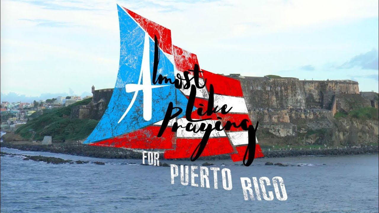 Lin-Manuel Miranda - Almost Like Praying (feat. Artists for Puerto Rico) [Official Music Video]