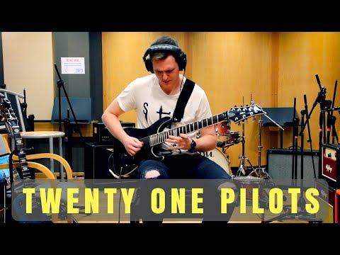 twenty one pilots - Stressed Out (Tomsize Remix) - Guitar Remix by Backslash