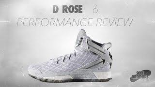 Video Adidas D Rose 6 Performance Review! download MP3, 3GP, MP4, WEBM, AVI, FLV Juni 2018