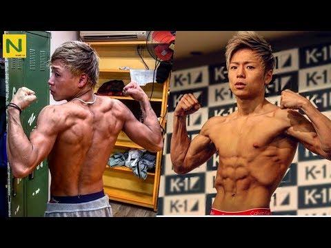 K-1世界王者!武尊の過酷なトレーニング | TAKERU Kickboxing training